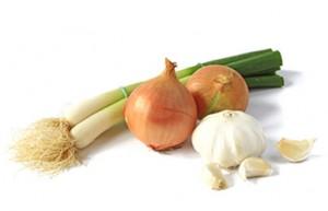 garlic-onion