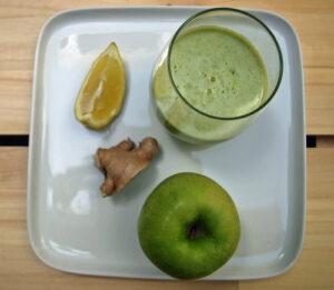 detoks sok jablka imbir cytryna