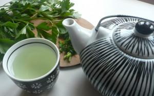 herbatka z pietruszki - zakazenie drog moczowych