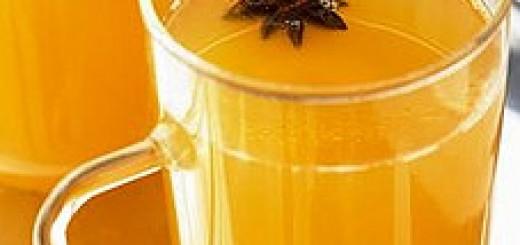 sok pomaranczowy na goraco