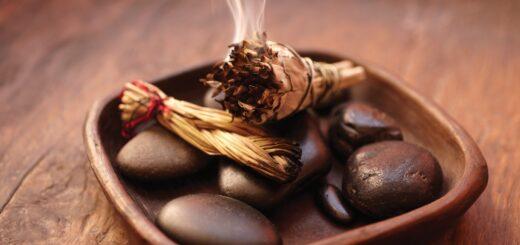 okadzanie domu, kadzidlo, zapach