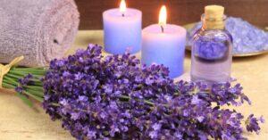 aromaterapia lawenda