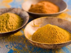 curry przyprawa wlasciwosci