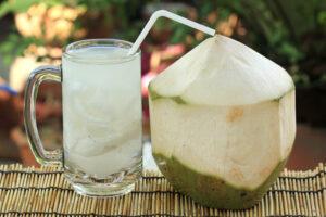 kefir z wody kokosowej