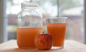 prawdziwy sok z jablek