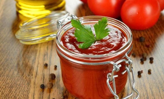 salsa z pomidorow