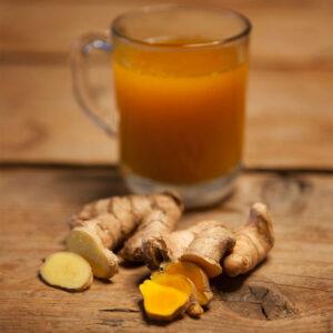 Herbatka imbirowa przeciw nowotworom
