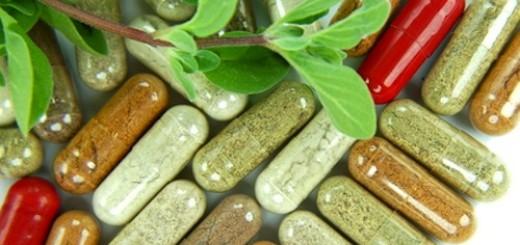 Leki na bazie naturalnych substancji