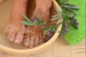 Bolące stopy  remedium