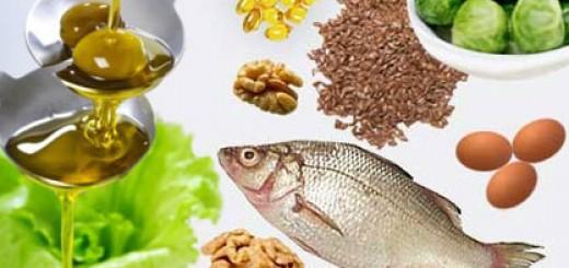 stosunek kwasow tluszczowych omega 3 i omega 6