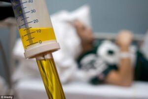 To nie sam nowotwór a chemioterapia zabija połowę chorych na raka