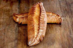 Tradycyjny włoski chleb z durum