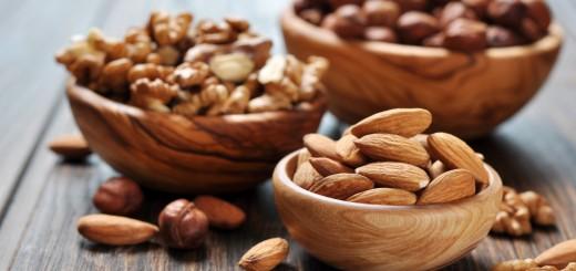 Dlaczego moczyć orzechy i nasiona