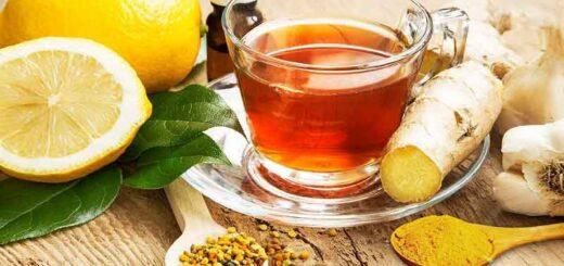 Herbatka przeciwzapalna z duetem Imbir i kurkuma