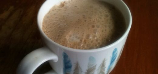 Mleko konopne z przyprawami - odżywczy napój