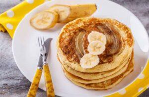 Naleśniki proteinowe bez mąki w 5 minut - tylko z 2 składników