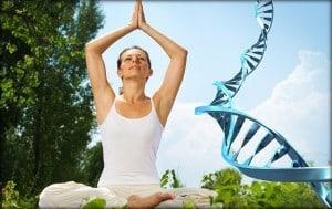 Joga, medytacja, DNA