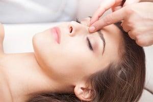 Migrena akupresura