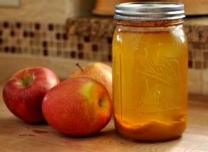 Ocet jabłkowy mętny