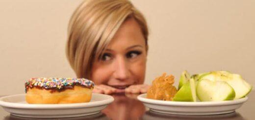 głód a chęć jedzenia