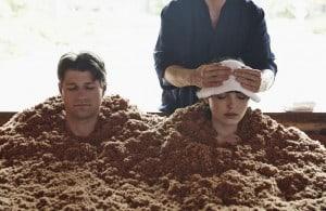 kuracja piaskiem