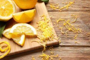 skórki z cytryny 20 genialnych zastosowań w gospodarstwie domowym
