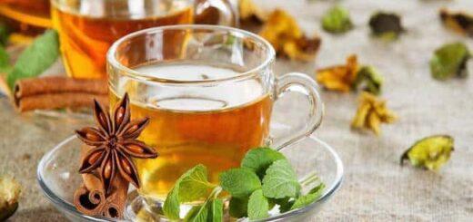 Jak wyrównać wewnętrzną energię - przepis na herbatkę ziołową