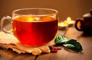 jak parzyć czarną herbatę