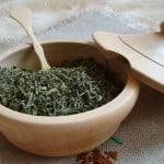 Cząber i czubryca w kuchni i domowej apteczce - przepisy