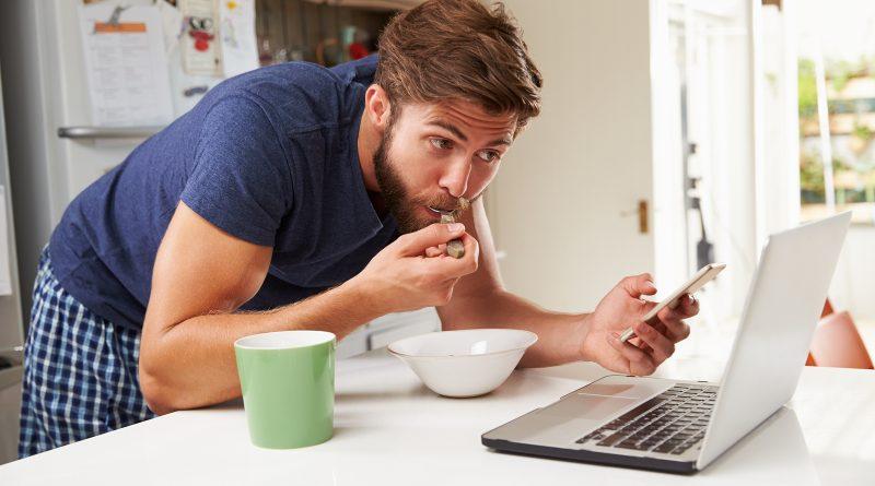 jedzenie w stresie