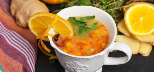 Herbatka rokitnikowa z pomarańczą o wyjątkowym smaku i właściwościach