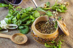 Mikstury na obniżenie gorączki, usunięcie toksyn i stanów zapalnych