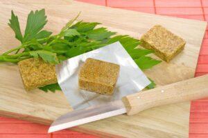 Kostki rosołowe - chemiczna wkładka do zup - trucizna dla ciała