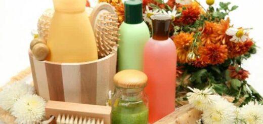 Domowy szampon doskonale odżywi zniszczone, osłabione włosy