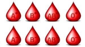 grupa krwi dieta