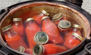 pomidory przetwory