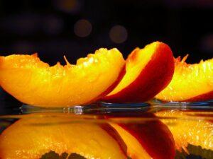 Maseczka brzoskwiniowo-nagietkowa domowy przepis