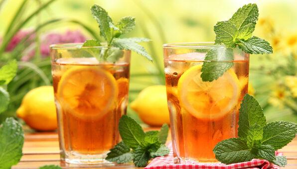 Ice tea - Orzeźwiająca herbata mrożona w wersji domowej