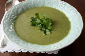 Pietruszkowa zupa krem