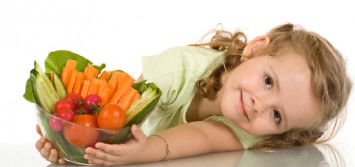 Naucz dziecko pokochać zdrową żywność