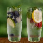 woda owocowa smakowa