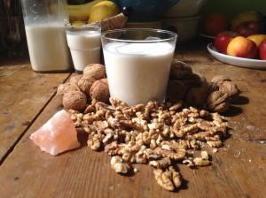 mleko orzechowe przepis 12 przepisów na mleko roślinne