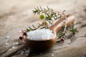 naturalne konserwanty sól