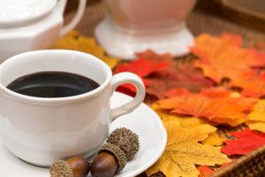 przepis kawa z żołędzi