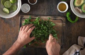 kolendra zdrowotne przepisy kulinarne
