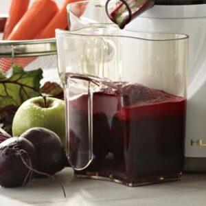 leczniczy sok z buraka marchewki i jabłka