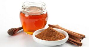 Spalanie tłuszczu i oczyszczanie z miodem i cynamonem