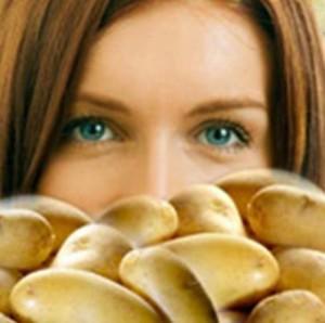 ziemniaki dla urody