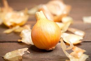 Łupiny cebuli najlepszym źródłem kwercetyny - przepisy lecznicze