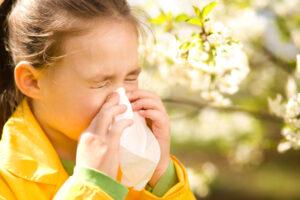 Alergia na pyłki, katar sienny - domowe sposoby leczenia
